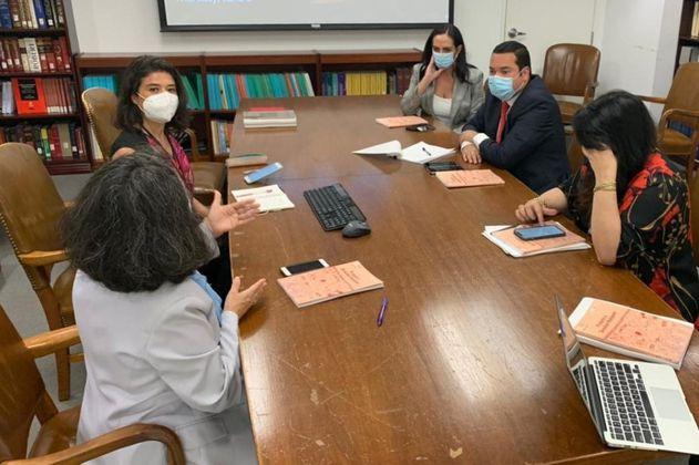 CIDH se reunió con congresistas uribistas en Washington previo a visita a Colombia