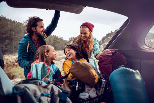 4 alojamientos rodeados de naturaleza para disfrutar en familia