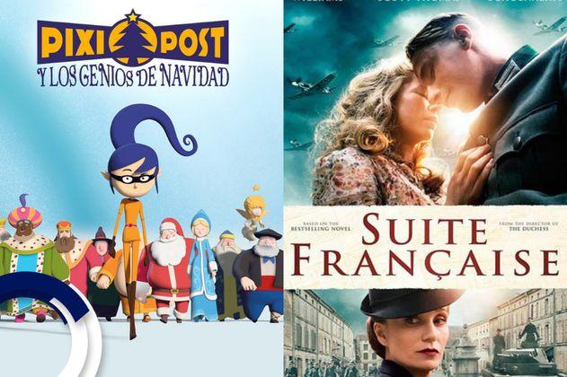 Seis películas de navidad, acción y amor para disfrutar en familia