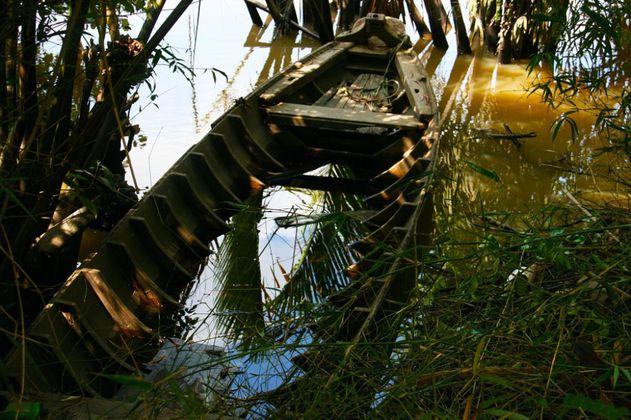 El plomo que envenena a los indígenas de la Amazonía peruana