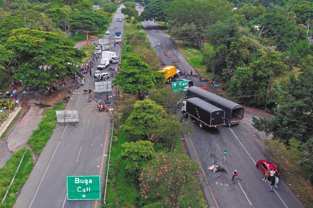 Después de tres días, indígenas levantan bloqueo en la vía Panamericana