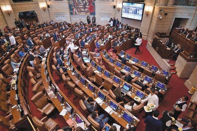 El futuro incierto de la agenda legislativa 2021-2022