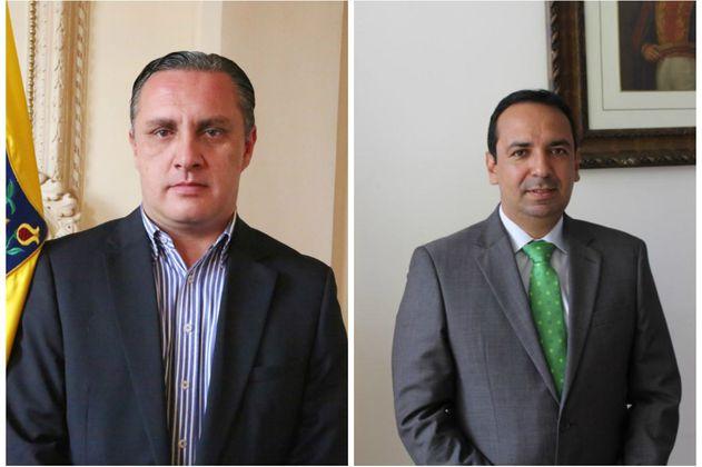 Los alcaldes de Los Mártires y Teusaquillo presentan su renuncia