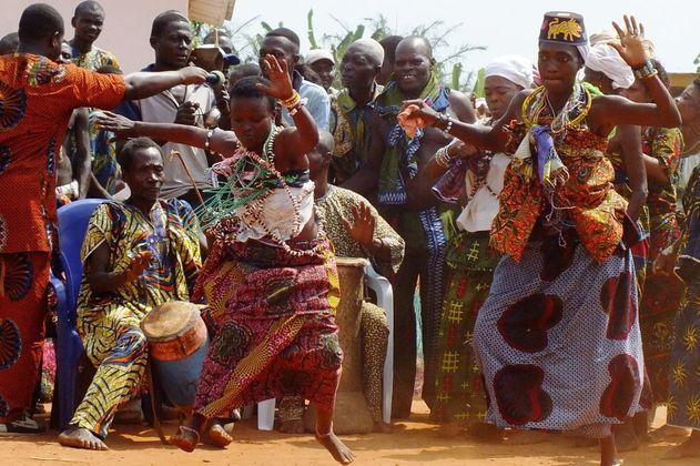 """El concurso de """"brujería y magia"""" que fue prohibido en Esuatini (África)"""