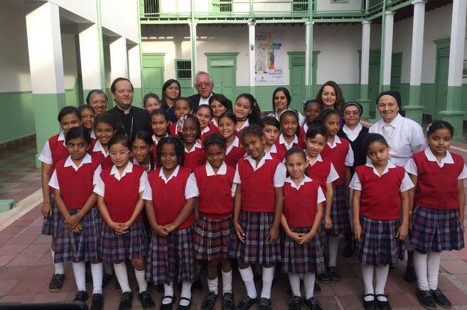 El Hogar San Jose Sera La Tercera Parada Del Papa En Medellin El
