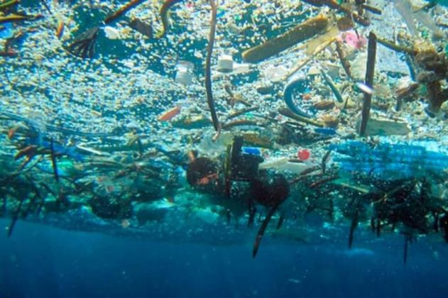 Detectan microplásticos en un lago de agua dulce del Ártico
