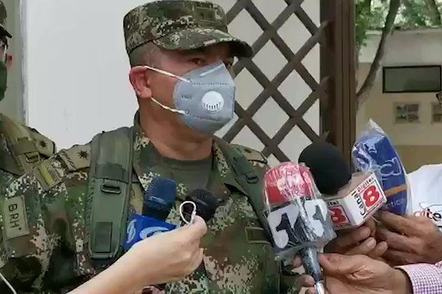 Gral. Marcos Pinto pidió la baja tras ataque a Duque y Brigada en su jurisdicción