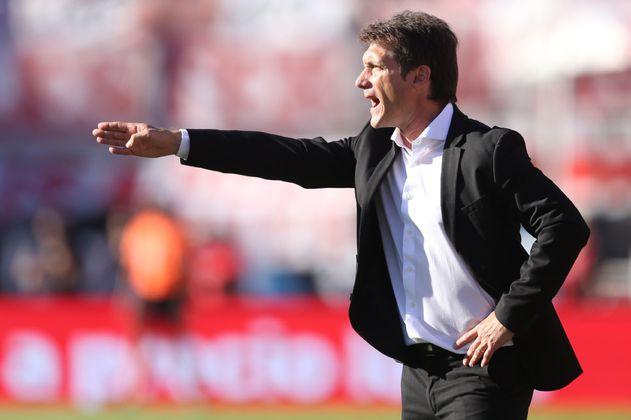 Guillermo Barros Schelotto es el nuevo entrenador de la selección de Paraguay