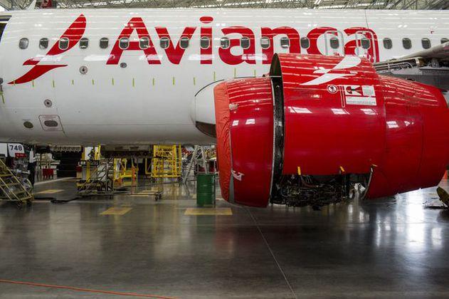 Avianca Holdings transportó a casi 165.000 pasajeros en septiembre