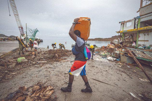 """""""El avance es mínimo"""": Contraloría sobre reconstrucción de San Andrés"""