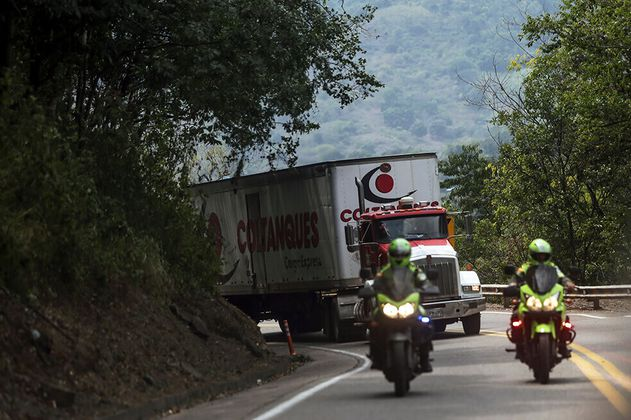 Transportadores de carga reportan millonarias pérdidas por Hidroituango