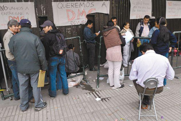 Víctimas de DMG piden millonaria indemnización a Supersociedades