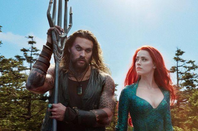 """""""Aquaman 2"""": se conoció el título oficial de la película"""