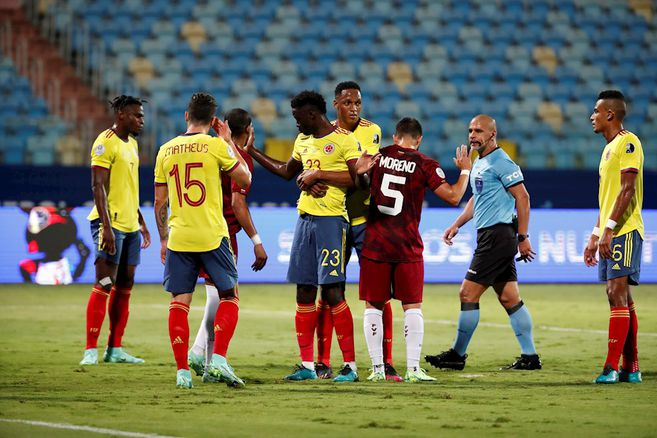 En vivo: Minuto a minuto de Colombia vs Venezuela | Copa América hoy