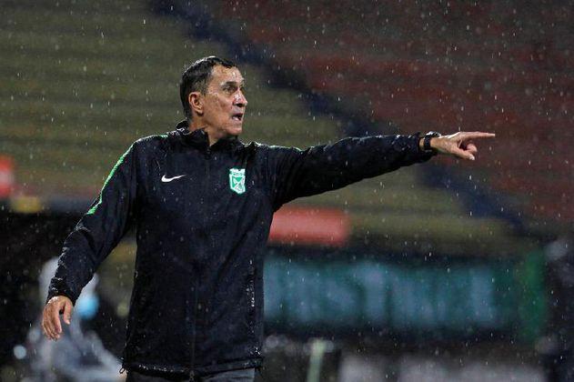 Oficial: Alexandre Guimarães no continuará en Atlético Nacional