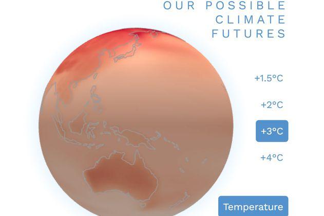 ¿Dudas sobre el cambio climático? Resuélvelas en este nuevo atlas interactivo