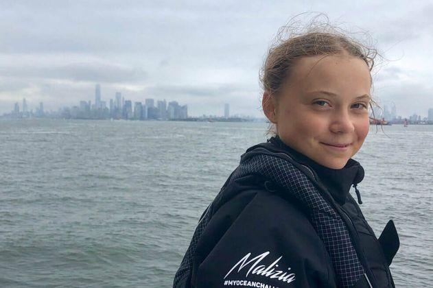 Pequeño animal antártico es bautizado en honor de activista Greta Thunberg
