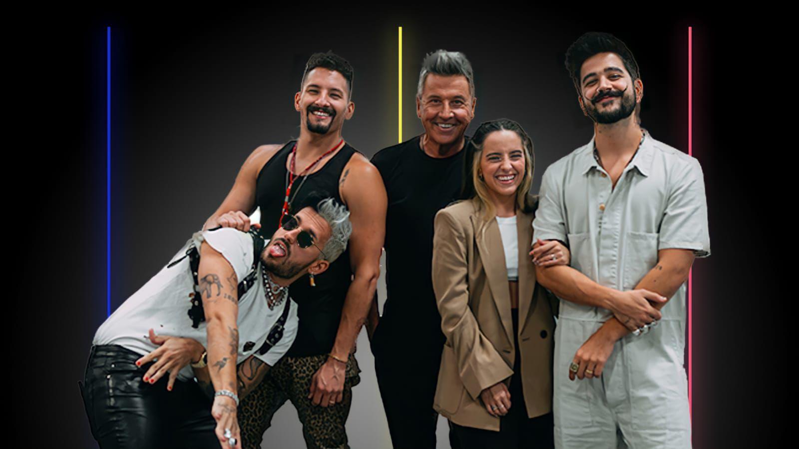 Mau&Ricky, Ricardo Montaner, Evaluna y Camilo se unirán en una noche que promete ser mágica.