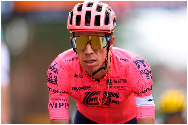 Rigo Urán es cuarto y sueña con el podio en el Tour 2021