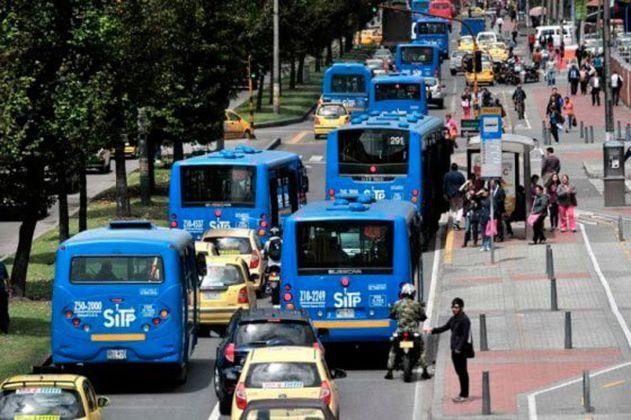 Rutas del SITP extenderán su recorrido en Bogotá