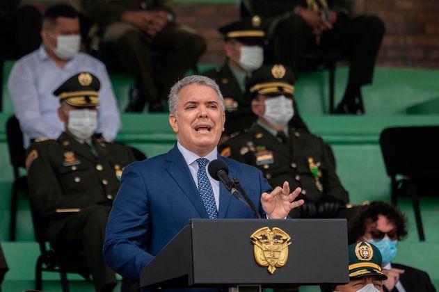 ¿Cuáles son las reformas que anunció Ivan Duque para la Policía y el Ministerio de Defensa?