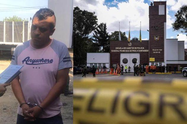 """Ocupan bienes de """"Quesero"""", financiador de atentado a Escuela de Cadetes"""