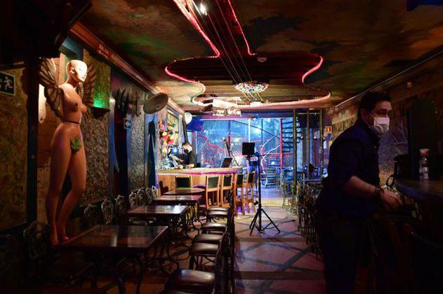 Con la reapertura se han recuperado 3.000 empleos en bares en Bogotá