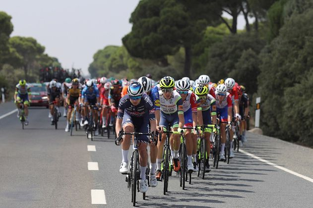 Así será la sexta etapa de la Vuelta a España 2021