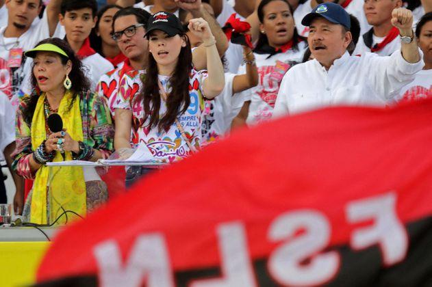 Arrestan a Noel Vidaurre, candidato a la presidencia de Nicaragua