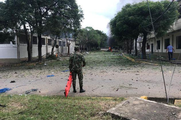 Carro bomba en Cúcuta: Eln y Segunda Marquetalia, entre las hipótesis de la Fiscalía