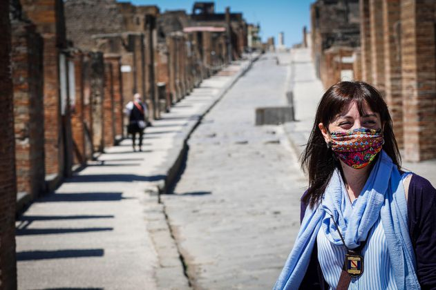 Italia se prepara para el turismo con pruebas gratuitas y pasaporte sanitario