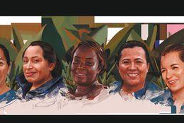 Mujeres que resisten contra la estigmatización, la violencia y el machismo