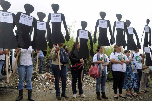 """""""Queremos las circunscripciones especiales de paz"""": Víctima a presidente Duque"""
