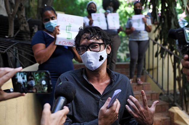 Cuba prohibió llevar a cabo una manifestación opositora pensada para noviembre