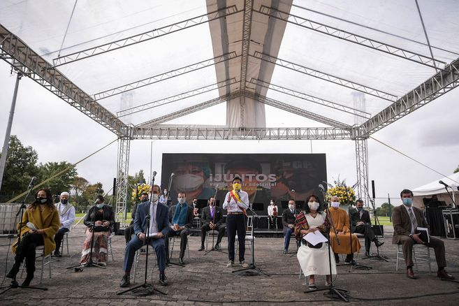 Celebración del cumpleaños de Bogotá | EL ESPECTADOR
