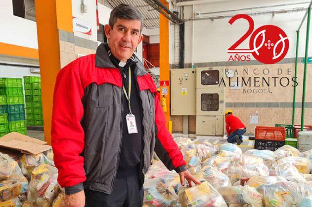 Banco de alimentos de Bogotá recibió el premio Gonzalo Jiménez de Quesada