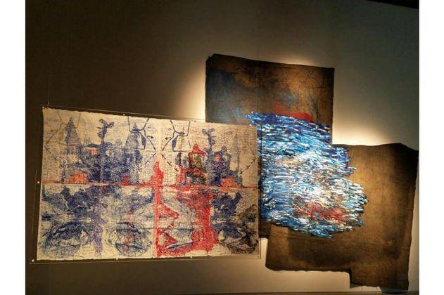 Obra del pintor colombiano Óscar Murillo llega al museo neoyorquino The Shed