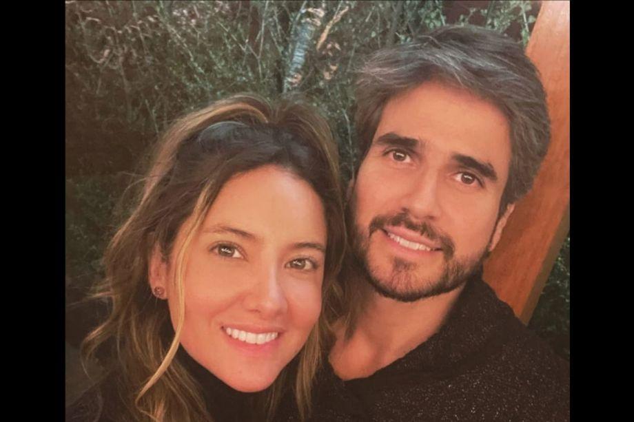 Con esta foto Daniel Arenas confesó el gran amor que le tiene a Daniella Álvarez.