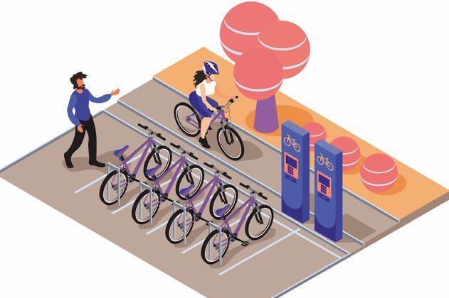El plan para evitar más tropiezos con el sistema de bicis compartidas