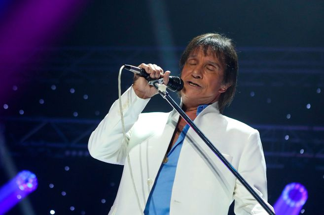 Roberto Carlos, el rey de la canción romántica cumple 80 años   EL ESPECTADOR