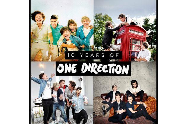 #10YearsOfOneDirection: 10 datos curiosos sobre One Direction