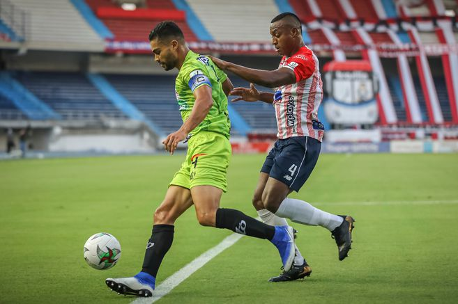 Liga BetPlay: Júnior goleó a Pereira y vuelve a los ocho primeros | EL ESPECTADOR