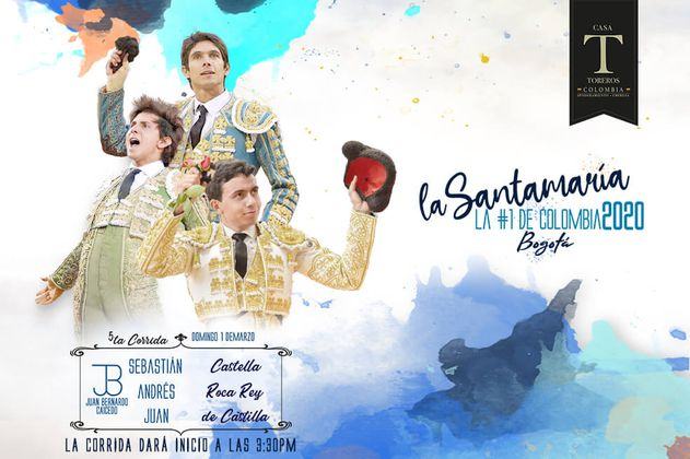 Duelo de Titanes en La Santamaría: un cartel de talla mundial para el cierre de la temporada bogotana