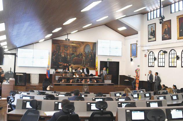 Bogotanos eligieron los temas que se debatirán en el Concejo