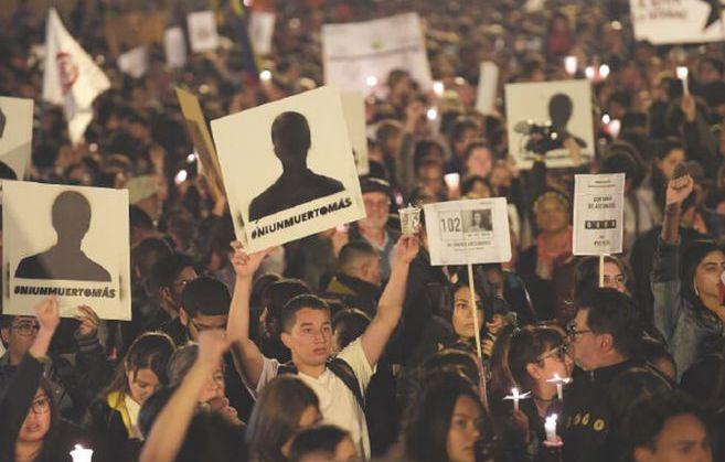 En lo que va del 2021, cada 41 horas han asesinado un líder social en Colombia.