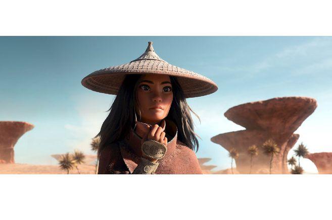 """Disney estrena """"Raya y el último dragón"""", su princesa más aventurera   EL ESPECTADOR"""