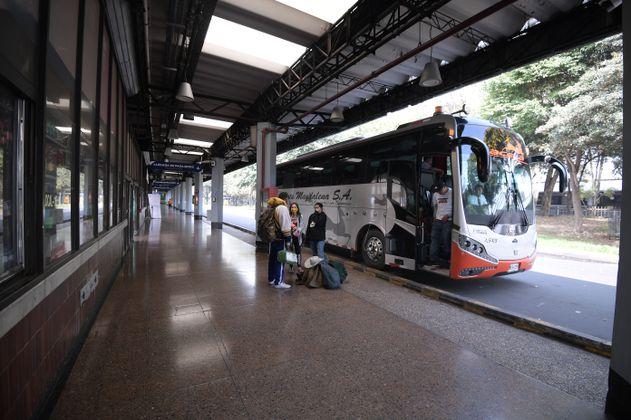 Para Navidad, 40.000 personas saldrían de Bogotá por las terminales de transportes