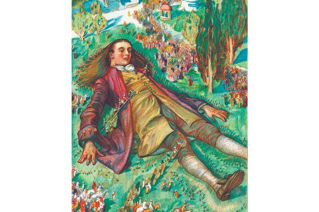 "Historia de la literatura: ""Los viajes de Gulliver"""