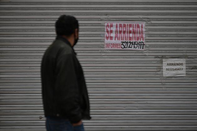 """""""Por restricciones y cuarentenas, el 28 % de empresas cerraron"""": Cámara Comercio de Bogotá"""