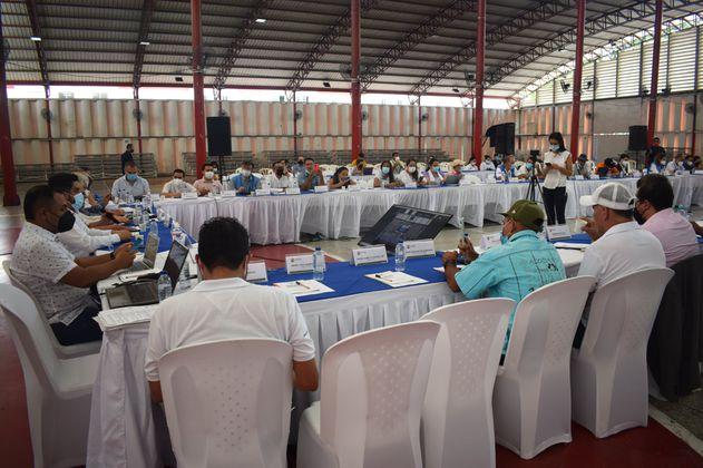 La apuesta frente a la crisis del Catatumbo: Pacto Humanitario para el Nororiente